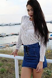 Nancy Pitta model (Νάνσυ Πήττα μοντέλο). Photoshoot of model Nancy Pitta demonstrating Fashion Modeling.Fashion Modeling Photo #212035