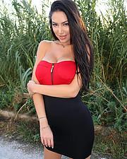 Nancy Pitta model (Νάνσυ Πήττα μοντέλο). Photoshoot of model Nancy Pitta demonstrating Fashion Modeling.Fashion Modeling Photo #229811