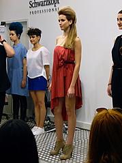 Η Νάνσυ Σταυρίδου είναι στυλίστας με βάση το Πειραιά. Έχει σπουδάσει Ενδυματολογία στο Veloudakis Fashion School. Η εμπειρία της περιλαμβάνε