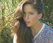 Natalia Barulich model. Photoshoot of model Natalia Barulich demonstrating Face Modeling.Face Modeling Photo #120324