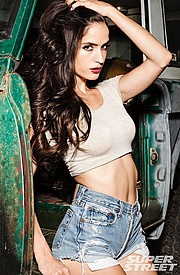 Natalia Barulich model. Photoshoot of model Natalia Barulich demonstrating Fashion Modeling.Fashion Modeling Photo #120339