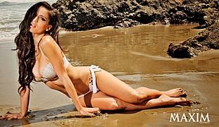 Natalia Barulich model. Photoshoot of model Natalia Barulich demonstrating Body Modeling.Body Modeling Photo #120349