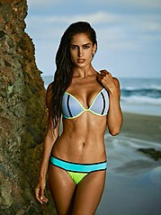 Natalia Barulich model. Photoshoot of model Natalia Barulich demonstrating Body Modeling.Body Modeling Photo #120351