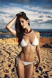 Natalia Barulich model. Photoshoot of model Natalia Barulich demonstrating Body Modeling.Body Modeling Photo #120353