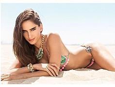 Natalia Barulich model. Photoshoot of model Natalia Barulich demonstrating Body Modeling.Body Modeling Photo #120355