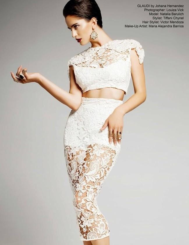 Natalia Barulich model. Photoshoot of model Natalia Barulich demonstrating Fashion Modeling.Fashion Modeling Photo #120356