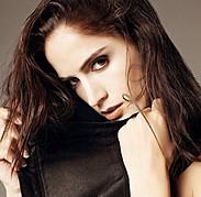 Natalia Barulich model. Photoshoot of model Natalia Barulich demonstrating Face Modeling.Face Modeling Photo #120362