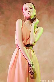 Natalia Gautier model (модель). Photoshoot of model Natalia Gautier demonstrating Fashion Modeling.Fashion Modeling Photo #70660