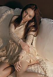 Natalia Gautier model (модель). Photoshoot of model Natalia Gautier demonstrating Fashion Modeling.Fashion Modeling Photo #70661