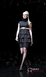 Natalia Gynku model (Наталия Гынку модель). Photoshoot of model Natalia Gynku demonstrating Runway Modeling.Runway Modeling Photo #146221