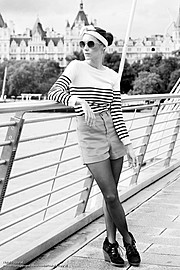 Natalia Raurell model. Photoshoot of model Natalia Raurell demonstrating Fashion Modeling.Fashion Modeling Photo #120498