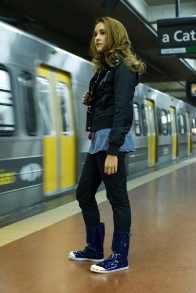 Natalia Raurell model. Photoshoot of model Natalia Raurell demonstrating Commercial Modeling.Commercial Modeling Photo #120523