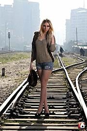 Natalia Stamuli model (Ναταλία Σταμούλη μοντέλο). Photoshoot of model Natalia Stamuli demonstrating Fashion Modeling.Fashion Modeling,Women Casting Photo #96512