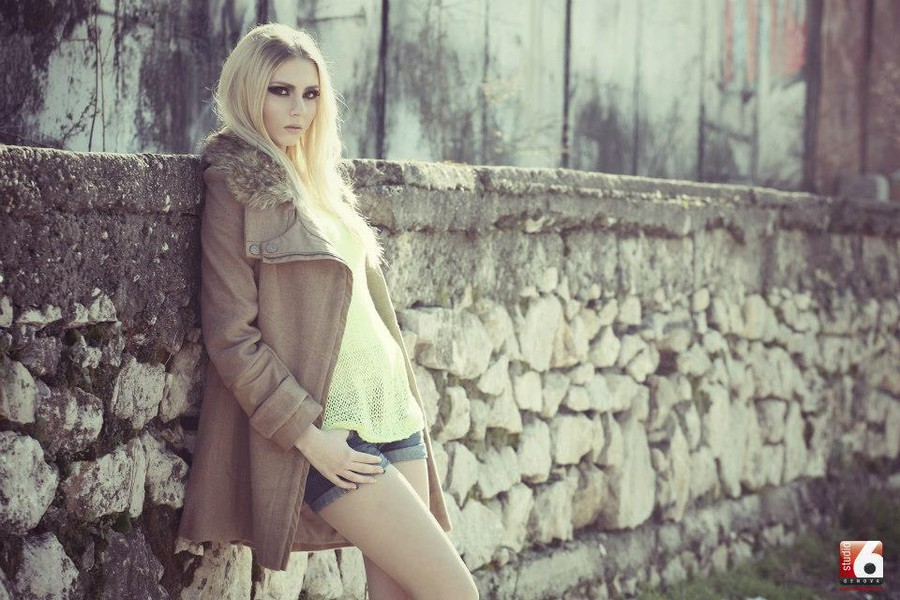 Natalia Stamuli model (Ναταλία Σταμούλη μοντέλο). Photoshoot of model Natalia Stamuli demonstrating Fashion Modeling.Fashion Modeling Photo #96514