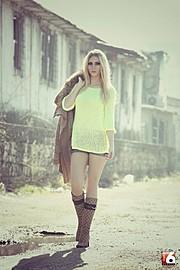 Natalia Stamuli model (Ναταλία Σταμούλη μοντέλο). Photoshoot of model Natalia Stamuli demonstrating Fashion Modeling.Fashion Modeling Photo #96516