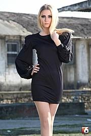 Natalia Stamuli model (Ναταλία Σταμούλη μοντέλο). Photoshoot of model Natalia Stamuli demonstrating Fashion Modeling.Fashion Modeling Photo #96517