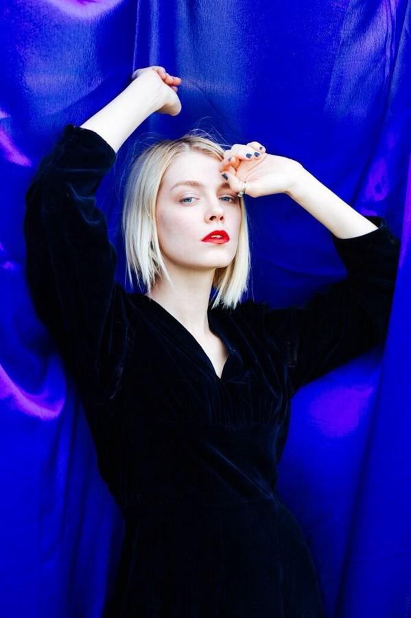 Natalia Zheleznova model (modell). Photoshoot of model Natalia Zheleznova demonstrating Face Modeling.Face Modeling Photo #186449