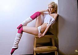 Natalie Tien model. Modeling work by model Natalie Tien. Photo #120277