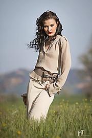 Natascia Guarnienuh model (modella). Photoshoot of model Natascia Guarnienuh demonstrating Fashion Modeling.Fashion Modeling Photo #121081