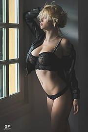 Natasha Legeyda model (modella). Photoshoot of model Natasha Legeyda demonstrating Body Modeling.Body Modeling Photo #145182