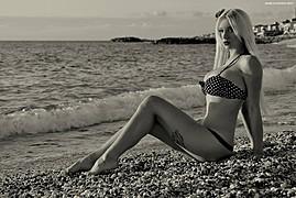 Natasha Legeyda model (modella). Photoshoot of model Natasha Legeyda demonstrating Body Modeling.Body Modeling Photo #96831