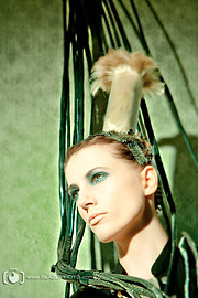 Natasha Portier model (модель). Modeling work by model Natasha Portier. Photo #74280