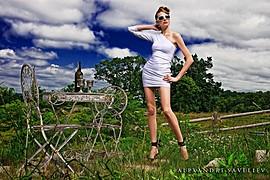 Natasha Portier model (модель). Photoshoot of model Natasha Portier demonstrating Editorial Modeling.Editorial Modeling Photo #74286