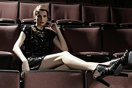 Natasha Portier model (модель). Modeling work by model Natasha Portier. Photo #74289