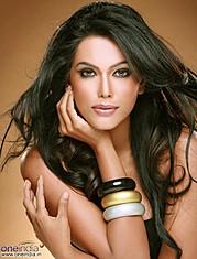 Natasha Suri model. Photoshoot of model Natasha Suri demonstrating Face Modeling.Face Modeling Photo #122639