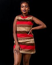 Neema Njagi model. Photoshoot of model Neema Njagi demonstrating Fashion Modeling.Fashion Modeling Photo #232666