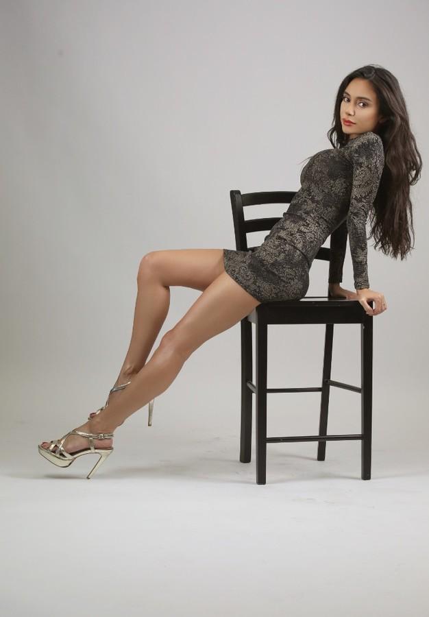 Negin Sadeghisisan model. Photoshoot of model Negin Sadeghisisan demonstrating Fashion Modeling.Fashion Modeling Photo #172647
