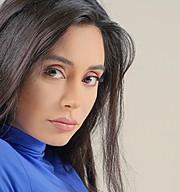 Negin Sadeghisisan model. Photoshoot of model Negin Sadeghisisan demonstrating Face Modeling.Face Modeling Photo #172648