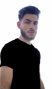 Nektarios Mastoris model (Νεκτάριος Μάστορης μοντέλο). Photoshoot of model Nektarios Mastoris demonstrating Face Modeling.Face Modeling Photo #223637