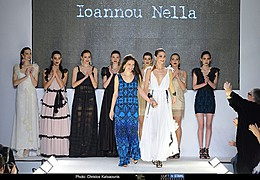 Nella Ioannou fashion designer (σχεδιαστής μόδας). design by fashion designer Nella Ioannou. Photo #113248