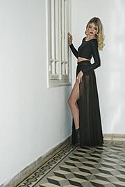 Nella Ioannou fashion designer (σχεδιαστής μόδας). design by fashion designer Nella Ioannou.Evening Dress Design Photo #113249
