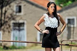 Nella Ioannou fashion designer (σχεδιαστής μόδας). design by fashion designer Nella Ioannou. Photo #113259