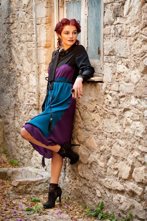 Nella Ioannou fashion designer (σχεδιαστής μόδας). design by fashion designer Nella Ioannou.Evening Dress Design Photo #113262