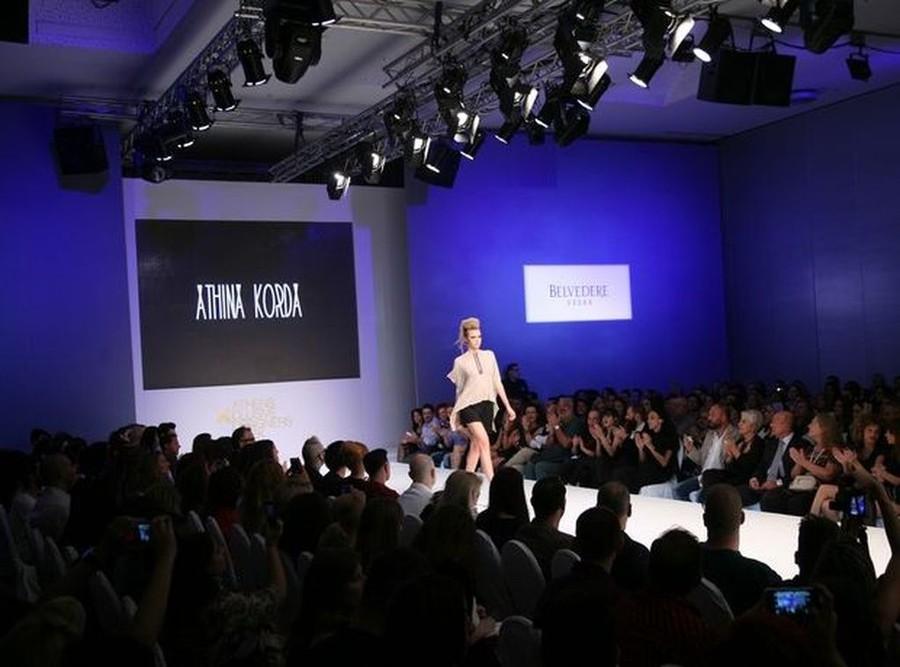 Nella Ioannou fashion designer (σχεδιαστής μόδας). design by fashion designer Nella Ioannou. Photo #113267