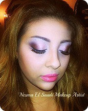 Nesma El Saudi is a makeup artist based in Heliopolis, Cairo. She offers makeup for all occasions and bridal events such as engagement, wedd