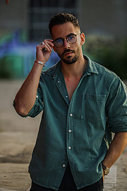 Nick Asimakopoulos model (μοντέλο). Photoshoot of model Nick Asimakopoulos demonstrating Fashion Modeling.Fashion Modeling Photo #230567