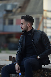Nick Asimakopoulos model (μοντέλο). Photoshoot of model Nick Asimakopoulos demonstrating Fashion Modeling.Fashion Modeling Photo #230831