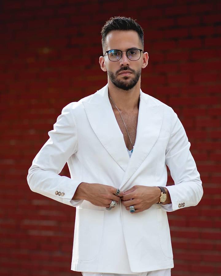 Nick Asimakopoulos model (μοντέλο). Photoshoot of model Nick Asimakopoulos demonstrating Fashion Modeling.Fashion Modeling Photo #233200