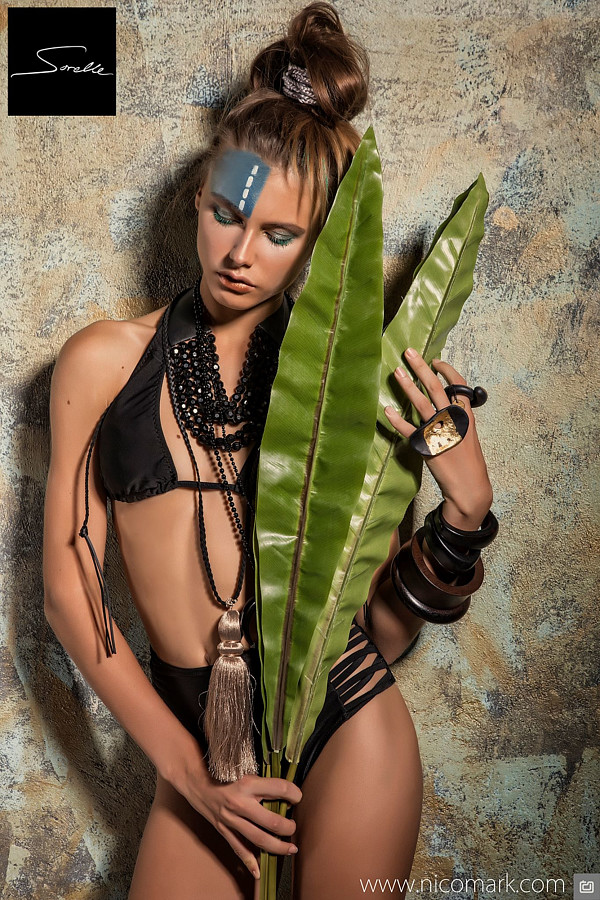 Nico Markompotsaris photographer (φωτογράφος). Work by photographer Nico Markompotsaris demonstrating Fashion Photography.makeup: Mary RokkouFashion Photography Photo #192864