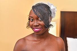 Nicola Brown makeup artist. Work by makeup artist Nicola Brown demonstrating Bridal Makeup.Bridal Makeup Photo #171634