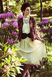 Nicole Ametrine model. Photoshoot of model Nicole Ametrine demonstrating Fashion Modeling.Fashion Modeling Photo #109543