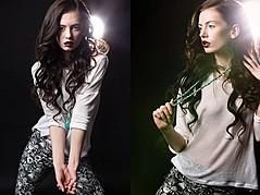 Nicole Ametrine model. Nicole Ametrine demonstrating Fashion Modeling, in a photoshoot by Mark Wong.photographer:Mark Wonghair and makeup:KJ of Glass Visage BoutiqueFashion Modeling Photo #84582
