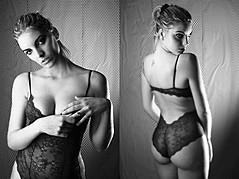 Nicole Andrea model (modella). Photoshoot of model Nicole Andrea demonstrating Body Modeling.Body Modeling Photo #109164