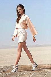 Nicole Domecus model. Photoshoot of model Nicole Domecus demonstrating Fashion Modeling.Fashion Modeling Photo #126352