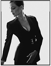 Nicole Domecus model. Photoshoot of model Nicole Domecus demonstrating Fashion Modeling.Fashion Modeling Photo #126373