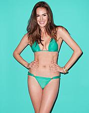 Nicole Domecus model. Photoshoot of model Nicole Domecus demonstrating Body Modeling.Body Modeling Photo #126394